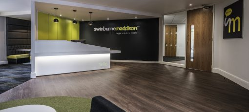reception fit out durham