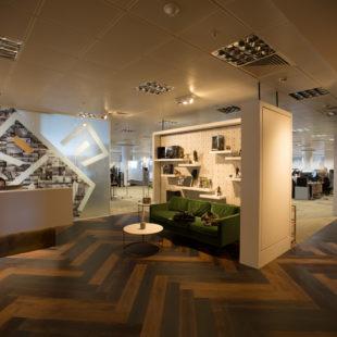 LVT office flooring, newcastle upon tyne